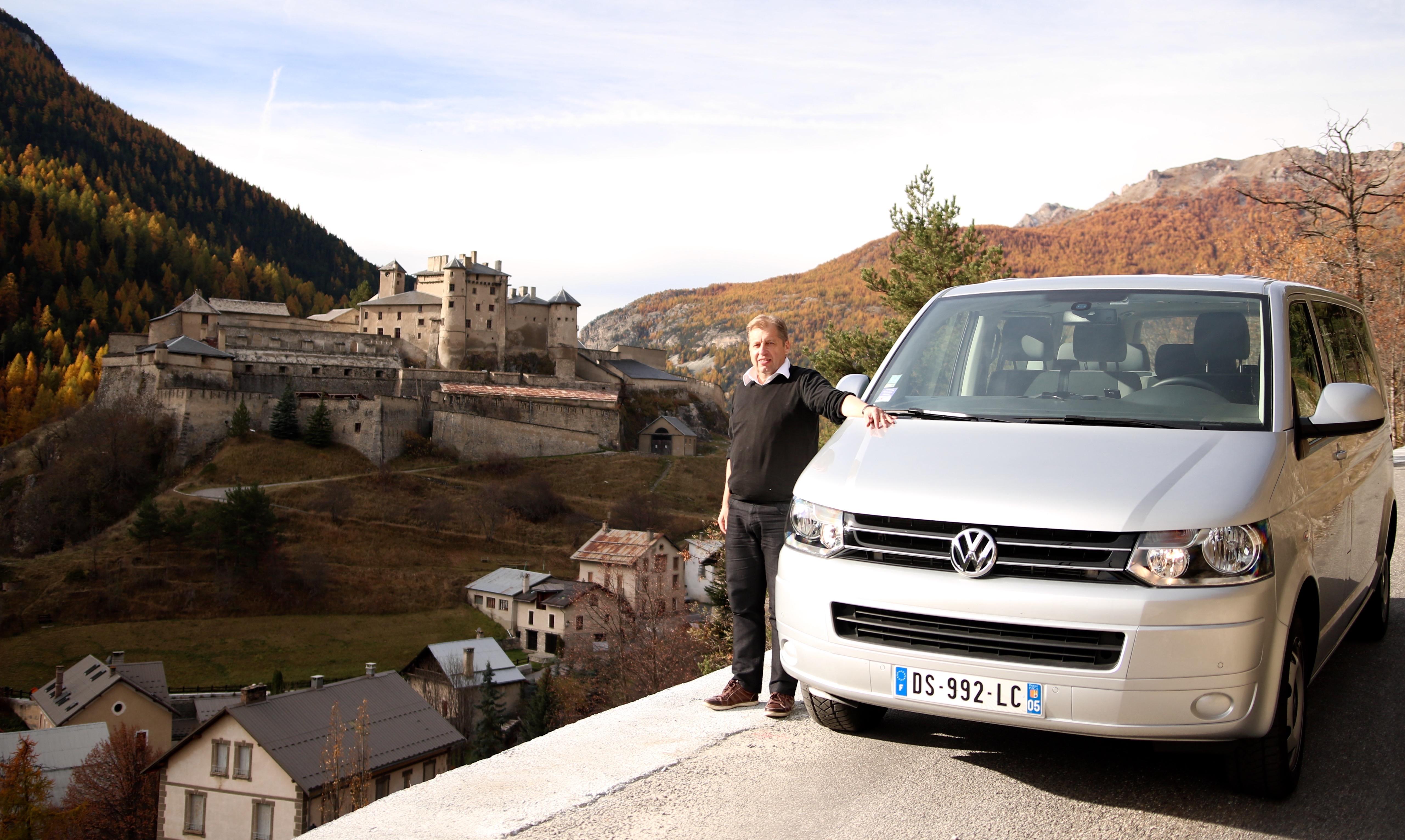 Taxi ou VTC Briançon Serre Chevalier